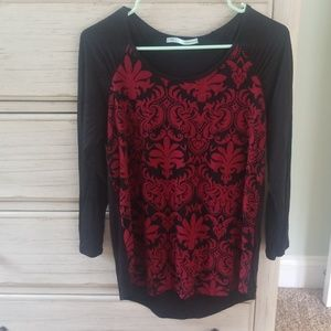 Maurices size med hi/lo blouse.